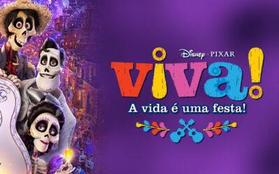 Viva – A Vida É Uma Festa! Transcriações para o português brasileiro
